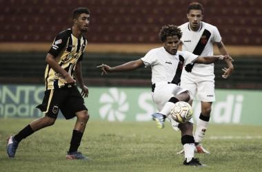 Vasco enfrenta o Volta Redonda com time de garotos (Foto / Reprodução)