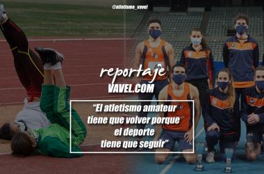 Fotografías: Nidia Roldán // Club L'Hospitalet Atletisme<div>Fotomontaje: Silvia Rueda Lozano</div>