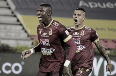 Deportes Tolima y una victoria merecida con liderato incluido ante Jaguares