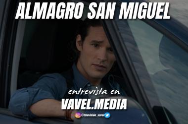 """Entrevista. Almagro San Miguel: """"En «Estoy Vivo» he aprendido muchísimo de mis compañeros"""""""