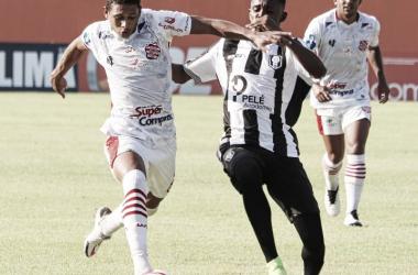 Sob calor de quase 40ºC, Bangu e Resende ficam no empate pelo Carioca