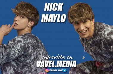 """Entrevista. Nick Maylo: """"Quiero llegar al punto de no envejecer con mi música y ser yo"""""""
