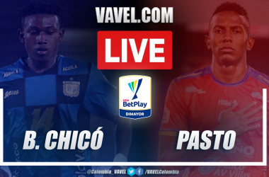 Resumen Boyacá Chicó vs Deportivo Pasto (0-0) en la fecha 17 por Liga BetPlay 2021-I