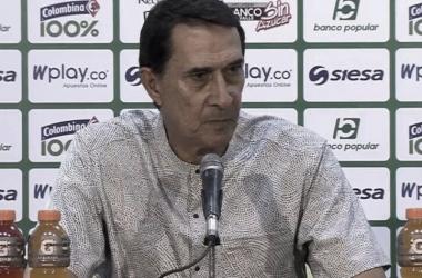 """Alexandre Guimarães: """"Tenemos que hacer las cosas mejor para seguir siendo fuertes en nuestra cancha"""""""