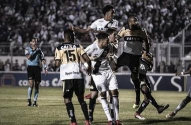 Gols e melhores momentos de Criciúma 1 x 1 Ponte Preta (5-4) pela Copa do Brasil