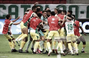 El Halcón Campeón de la Recopa Sudamericana
