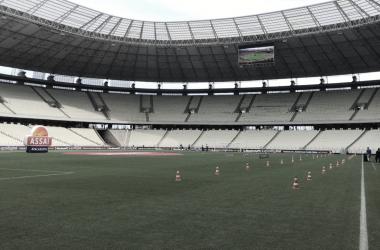 Gols e melhores momentos de Ceará x Sampaio Corrêa (3-0)