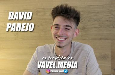 """Entrevista. David Parejo: """"Tenía muchas ganas de volver a sacar música, para mí es un momento muy especial"""""""