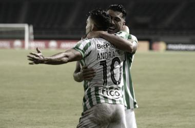 Los datos que dejó la victoria de Atlético Nacional contra la Católica en la Libertadores