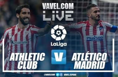 Resumen Athletic Club vs Atlético de Madrid en LaLiga (2-1)
