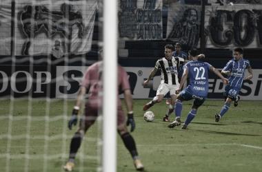 Central Córdoba perdió 1 a 0 ante Godoy Cruz.