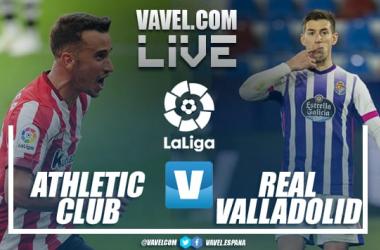 Resumen del Athletic Club vs Real Valladolid (2-2) en LaLiga Santander 2021
