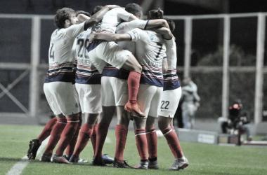 Volver a la victoria en casa por Sudamericana