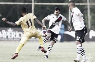 Gol e melhores momentos de Madureira 1 x 0 Vasco pela Taça Rio