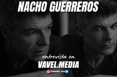 """Entrevista. Nacho Guerreros: """"Estoy en uno de los mejores momentos de mi carrera"""""""