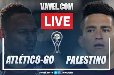 Melhores momentos de Atlético-GO 0 x 0 Palestino pela Copa Sul-Americana