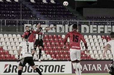 Atlético-GO encara Libertad em jogo da vida na Sul-Americana