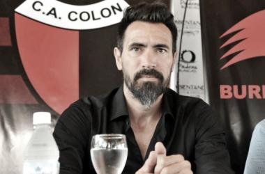 """Domínguez: """"Es muy meritorio estar entre los cuatro mejores del fútbol argentino"""""""
