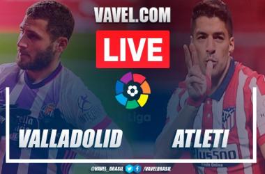 Gols e melhores momentos de Real Valladolid 1 x 2 Atlético de Madrid pelo Campeonato Espanhol