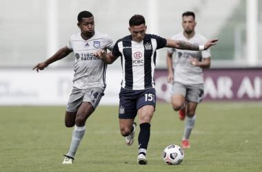 Ultimo encuentro en el marco de la Copa Sudamericana