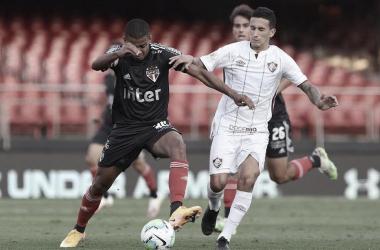 No Morumbi, São Paulo e Fluminense promovem duelo tricolor na primeira rodada do Brasileirão