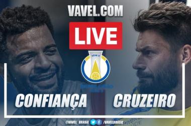 Gols e melhores momentos Confiança x Cruzeiro pela Série B do Campeonato Brasileiro 2021 (3-1)