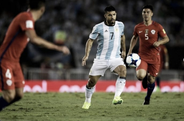 Eliminatorias Qatar 2022: Argentina Vs. Chile.