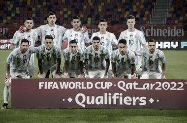 Uno por uno de la Selección Argentina