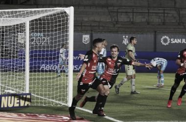 Histórico: Colón es campeón de la Copa de la Liga