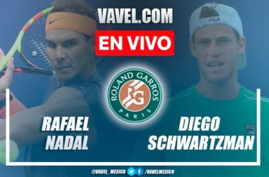 Resumen del Rafael Nadal vs Diego Schwartzman en Roland Garros 2021