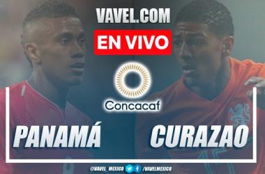 Goles y resumen del Panamá 2-1 Curazao en Eliminatorias CONCACAF 2021