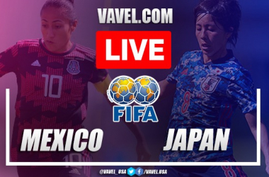 Goals and Highlights in Mexico Female 1-5 JapanFriendly match 2021