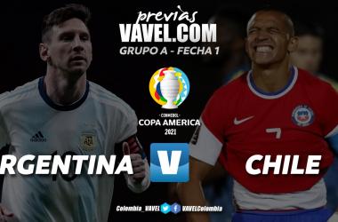 Argentina- Chile : Un clásico de los Andes para el estreno