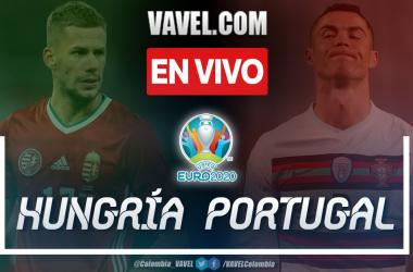 Resumen Hungría vs Portugal (0-3) en Uefa Euro 2020