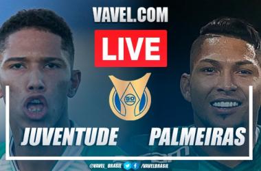 Gols e Melhores Momentos de Juventude 0-3 Palmeiras