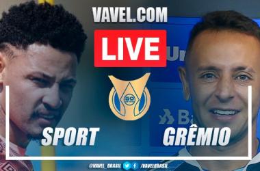 Gol e melhores momentos de Sport 1x0 Grêmio pelo Campeonato Brasileiro