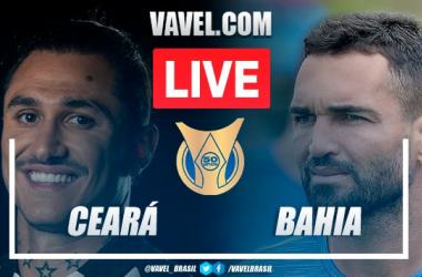 Gols e melhores momentos de Ceará 1 x 2 Bahia pelo Campeonato Brasileiro