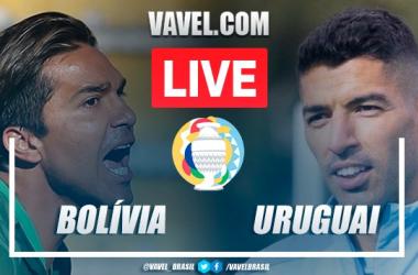 Gols e melhores momentos de Bolívia 0 x 2 Uruguai pela Copa América
