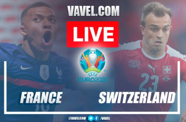 Goals and highlights: France 3(4)-(5)3 Switzerland in Euro 2020