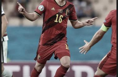 Bélgica - Portugal: Puntuaciones de Bélgica en los octavos de final de la UEFA Euro 2020