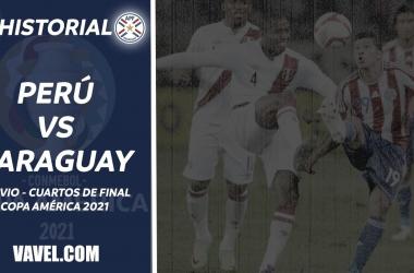 En el historial Paraguay lleva ventaja