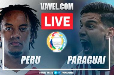 Gols e Melhores momentos de Peru 3 (4) x (3)3Paraguai