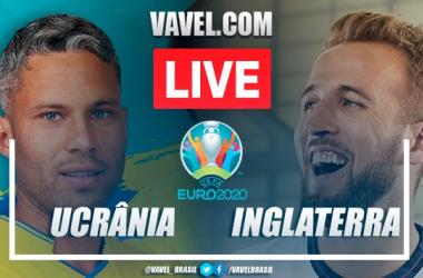 Gols e melhores momentos de Ucrânia 0 x 4 Inglaterra pela Eurocopa