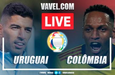 Melhores momentos de Uruguai 0 x 0 Colômbia (2-4) pela Copa América