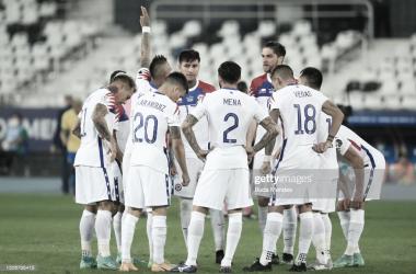 Arturo Vidal se desahogó después de la derrota de 'La Roja' contra Brasil