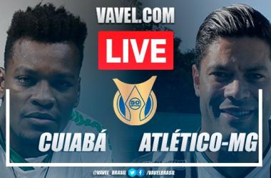 Gol e melhores momentos de Cuiabá x Atlético-MG pelo Brasileirão (0-1)