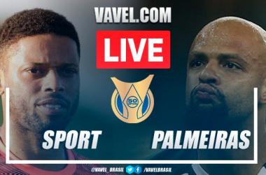 Gol e melhores momentos de Sport x Palmeiras (0-1)