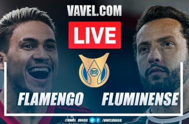 Gol e melhores momentos de Flamengo 0 x 1 Fluminense pelo Campeonato Brasileiro