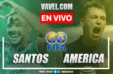 América vs SantosEN VIVO hoy (0-0)