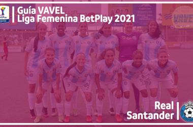 Guía VAVEL Liga BetPlay Femenina 2021: Real Santander